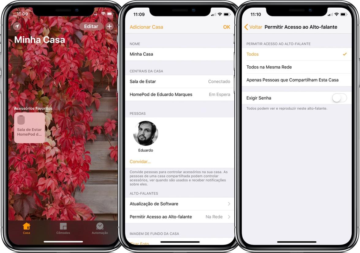 AirPlay peer-to-peer no HomePod