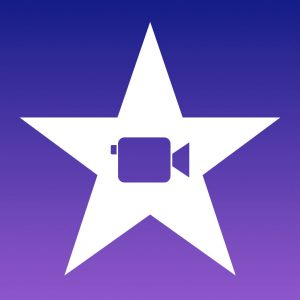 Ícone do iMovie para iOS