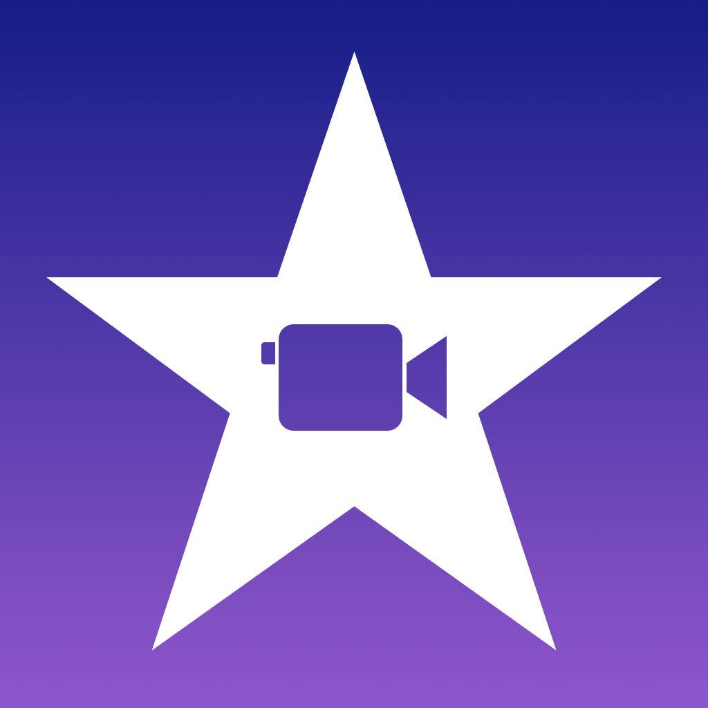Ícone do iMovie para iOS
