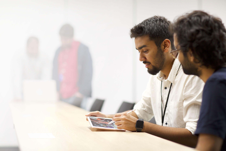 App Accelerator na Índia