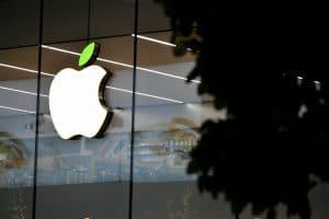 Loja da Apple no Dia da Terra
