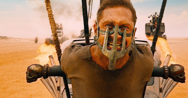 Filme - Mad Max: Estrada da Fúria