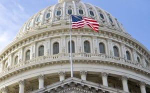 Capitólio dos Estados Unidos em Washington D.C.