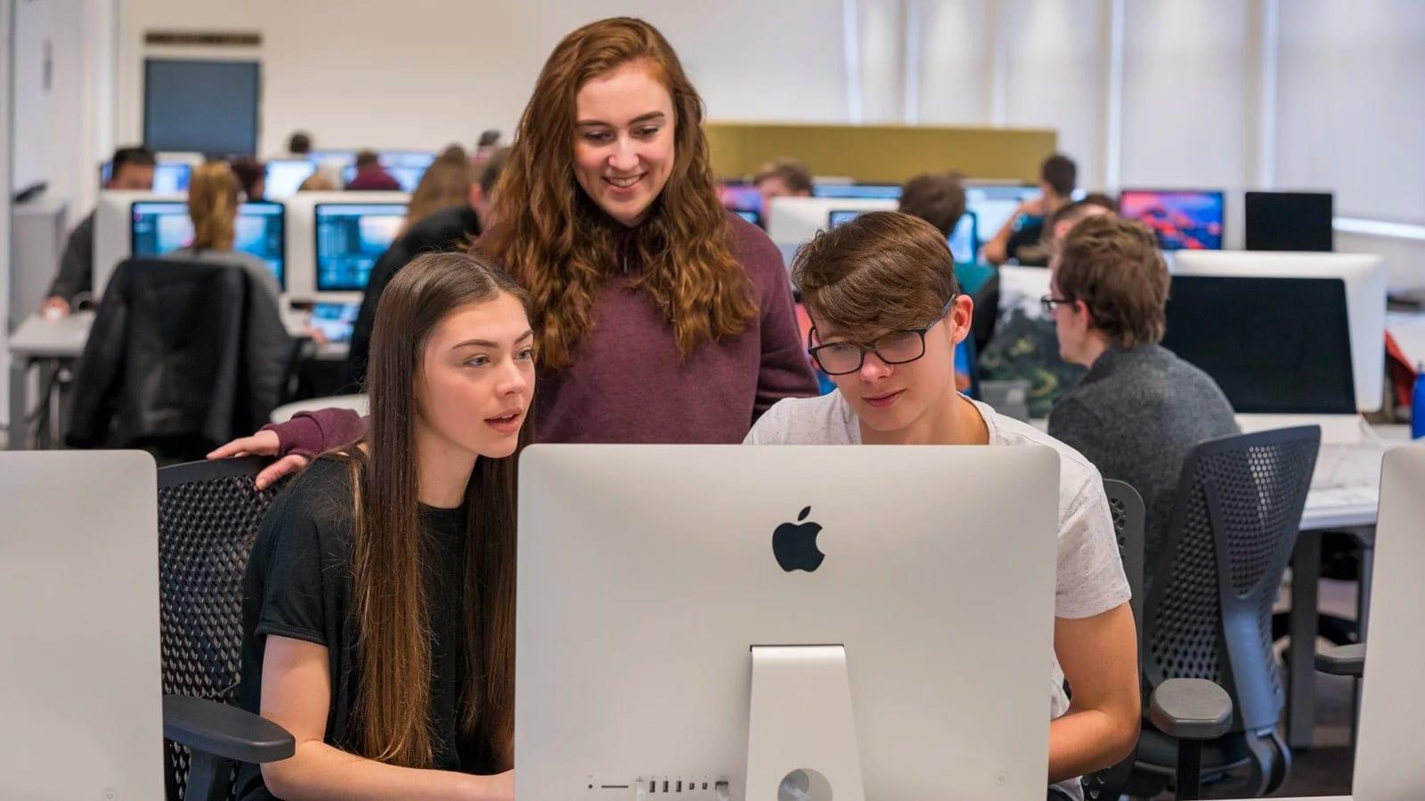Apple e educação