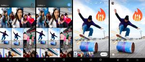 Upload de múltiplas mídias nos Stories do Instagram