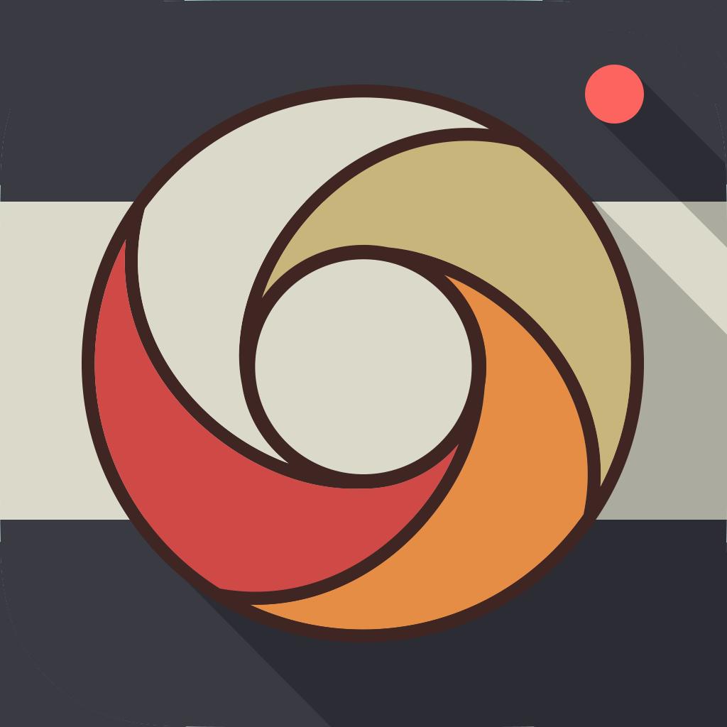 Ícone do app Pixagram para iOS