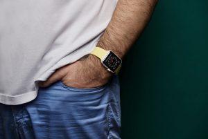 Jony Ive contando sobre a criação do Apple Watch