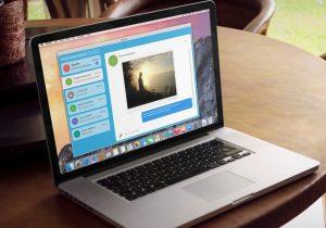 App Signal para macOS