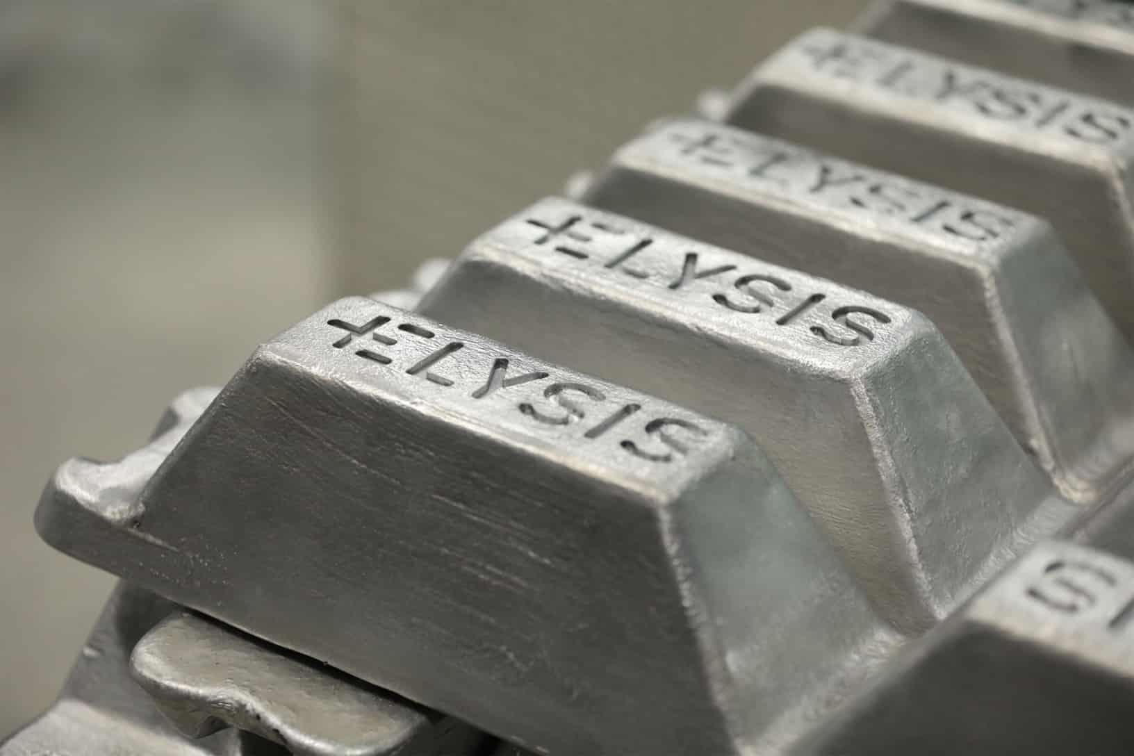 Alumínio da Elysis, consórcio com investimento da Apple