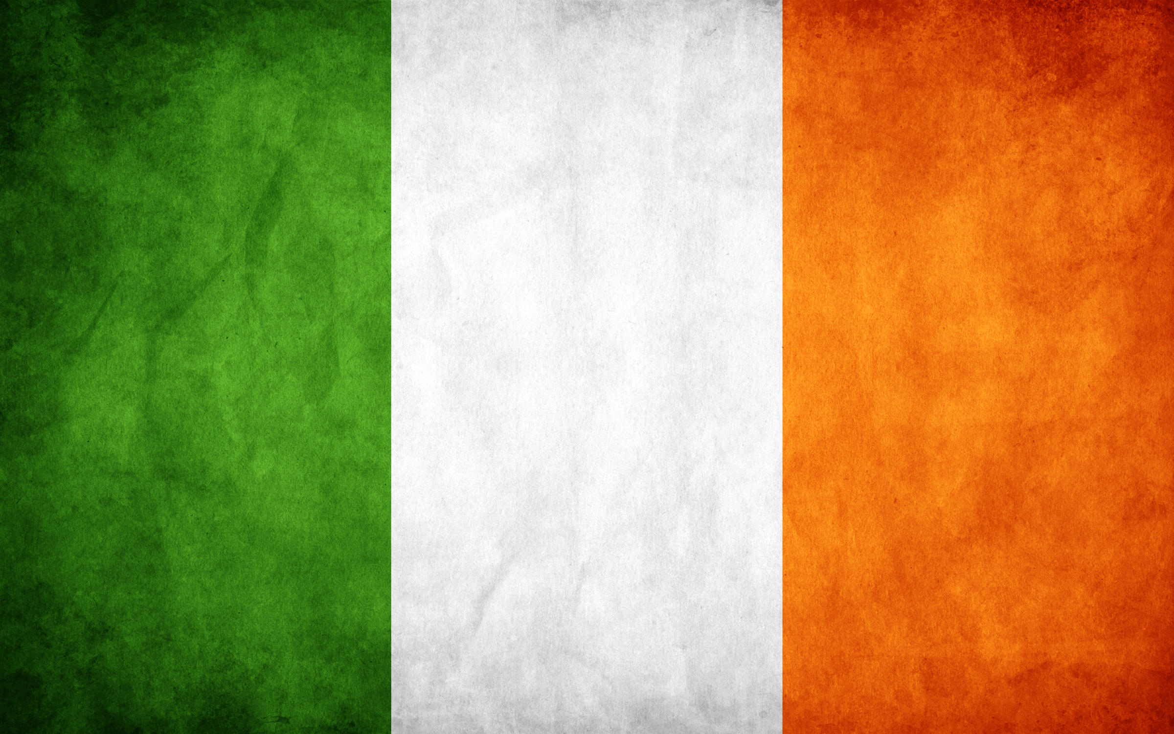 Bandeira da Irlanda