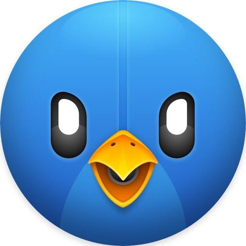 Ícone do Tweetbot 3 para Mac