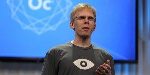 John Carmack, criador de Doom