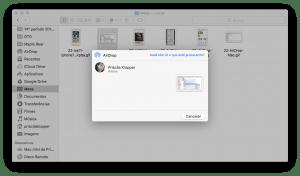 AirDrop no Mac