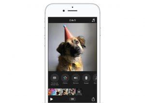 Aplicativo Clips, da Apple