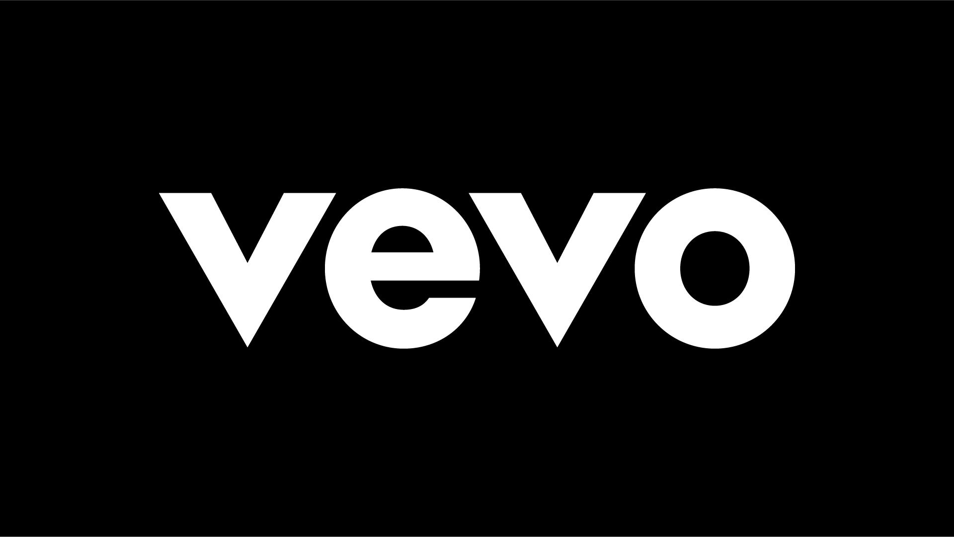 Logo do Vevo