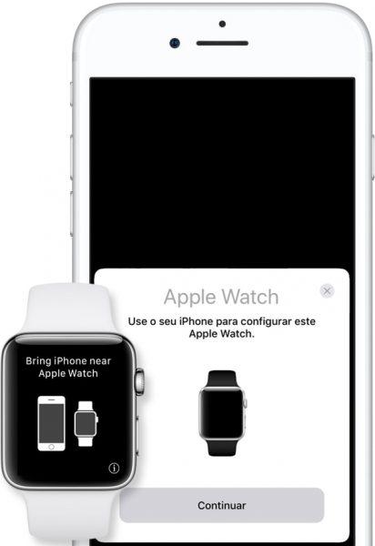Como desemparelhar e restaurar um backup do Apple Watch em um relógio/iPhone novo