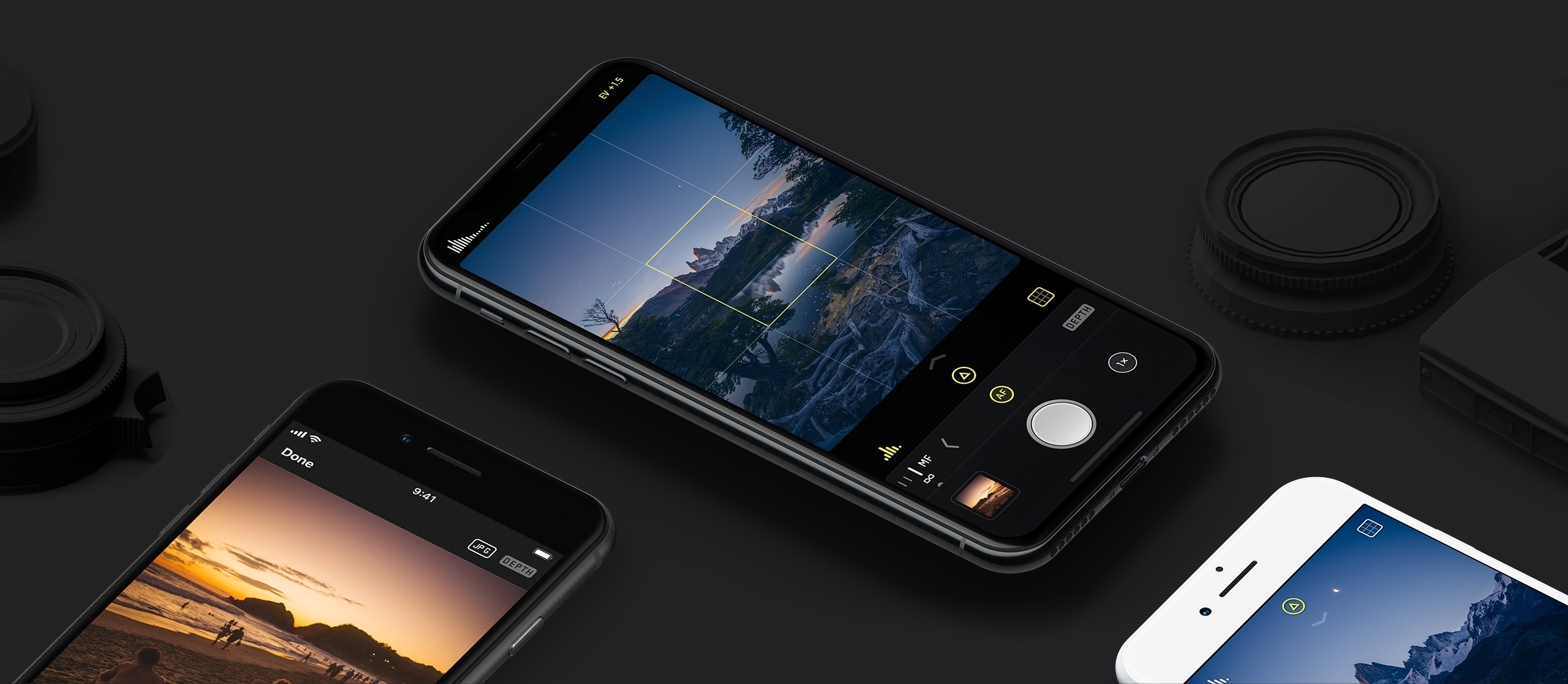 App Halide para iOS