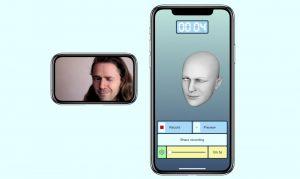 App Face Cap para iOS