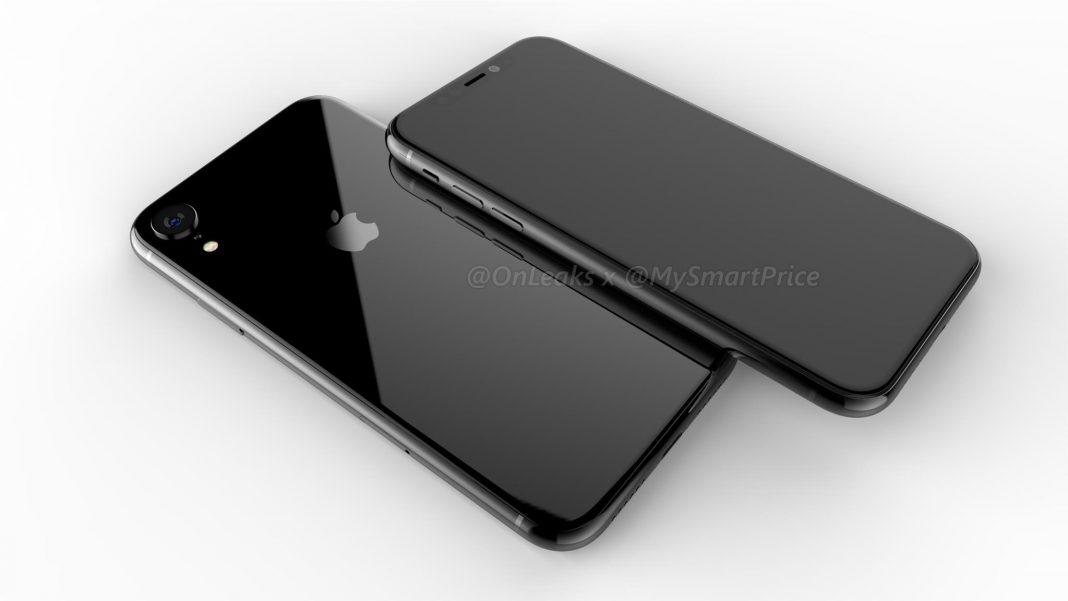 Suposto iPhone de 6,1 com LCD e uma câmera traseira