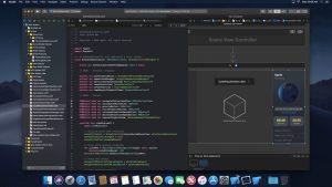 Xcode no macOS 10.14