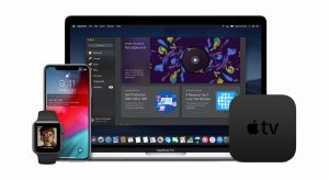 Betas do iOS 12, do macOS 10.14 Mojave, do watchOS 5 e do tvOS 12