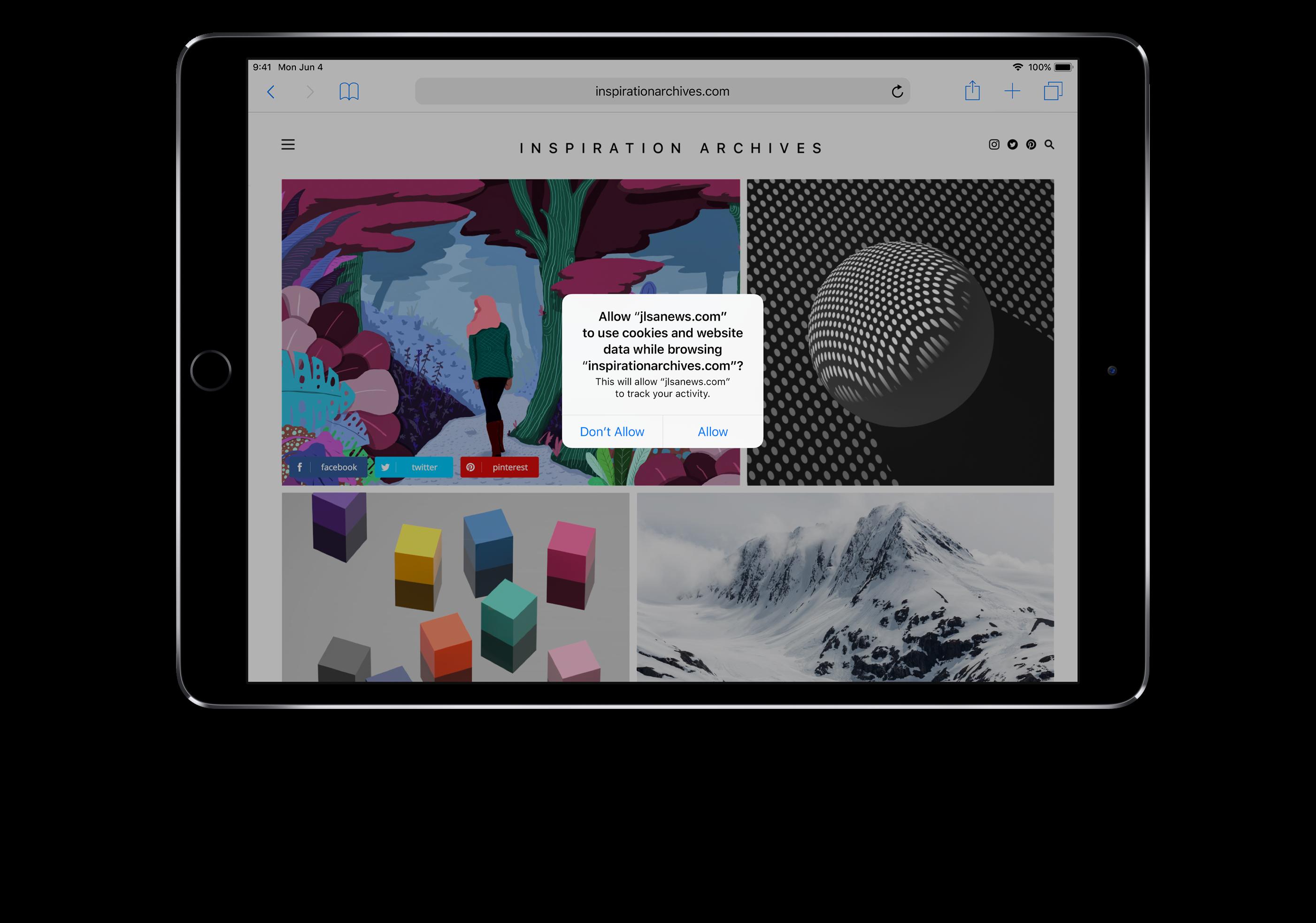 iOS 12 no iPad
