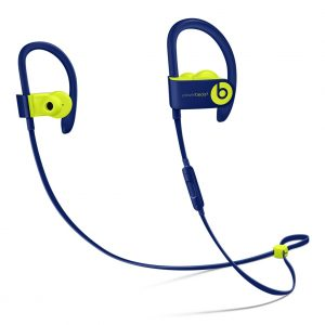 Fones Powerbeats3 Wireless na cor marinho pop