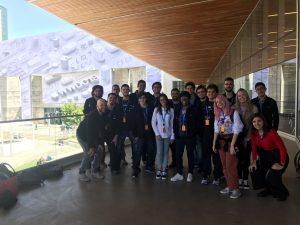 Estudantes da PUC-Rio na WWDC18