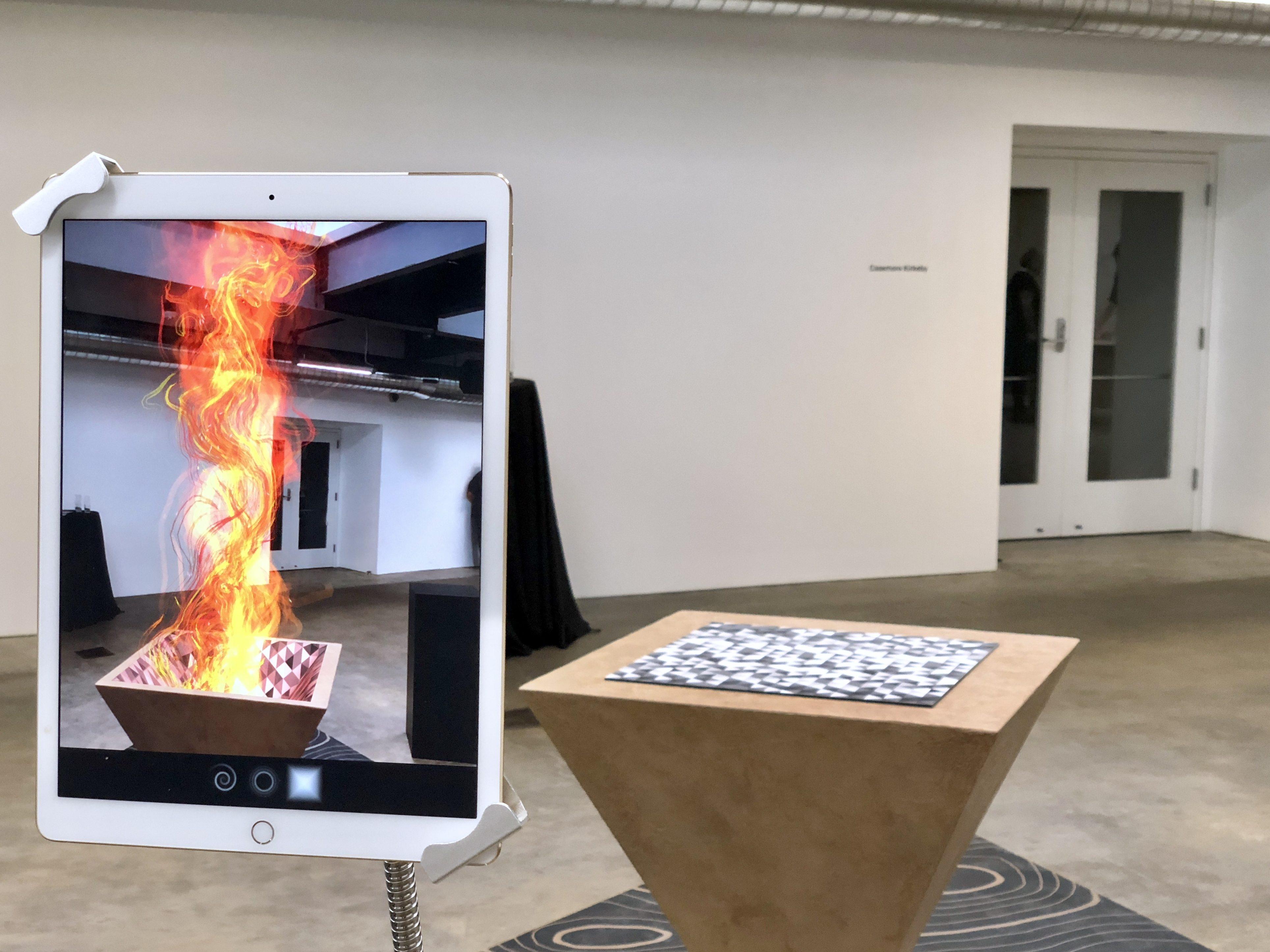 Festival of the Impossible, festival de arte em realidade aumentada da Adobe
