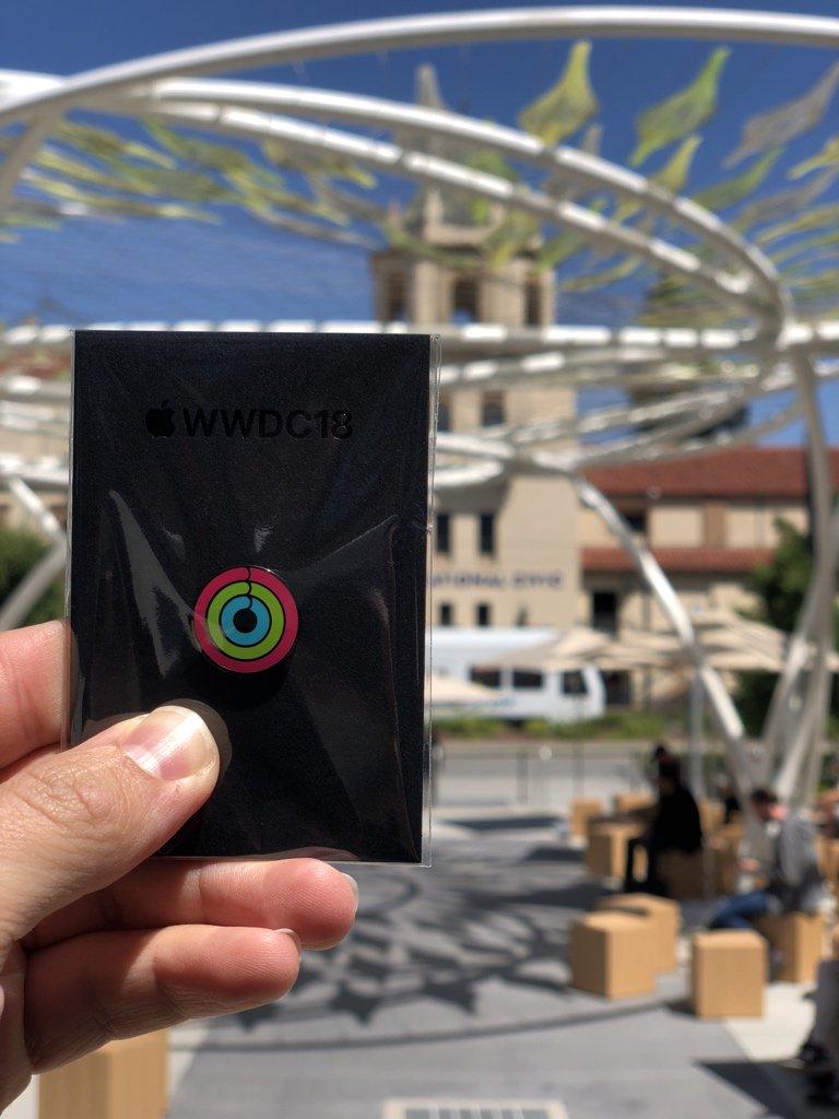 Pin da WWDC18