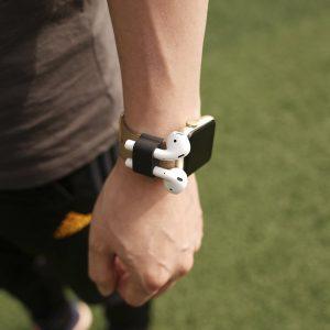 Adaptador Wrist Fit para AirPods, da Elago
