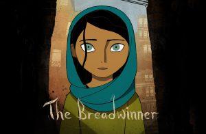 """The Breadwinner"", produção da Cartoon Saloon"