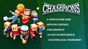 Flick Champions