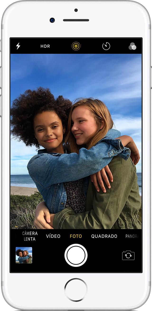Live Photo no iOS 11