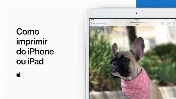 Apple publica mais vídeos em português com tutoriais e dicas do iOS