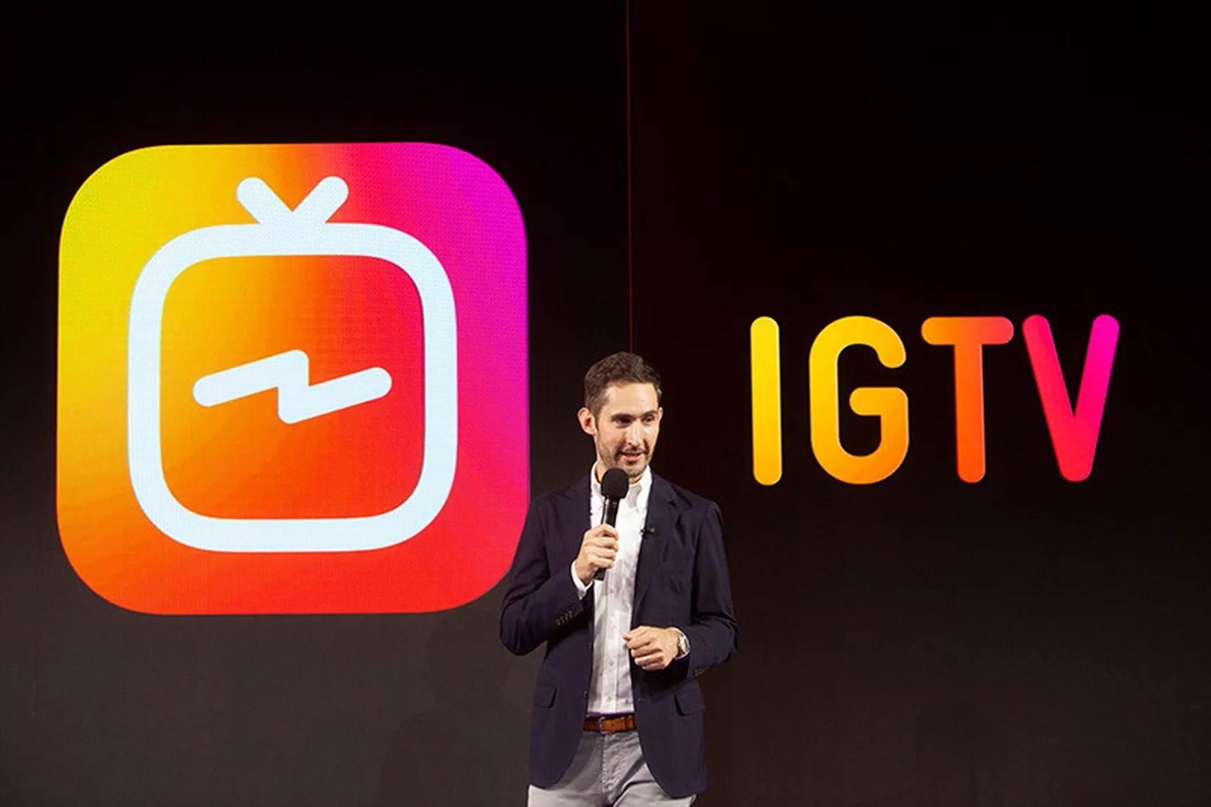Apresentação do IGTV