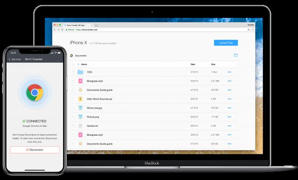 Transfira arquivos de vários formatos entre iPhones/iPads e Macs/PCs com esse gerenciador gratuito