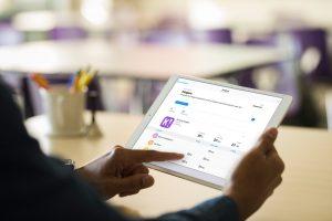 App Projeto Escolar para iOS