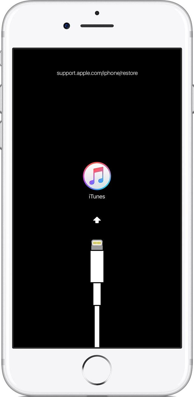 Modo de Recuperação do iPhone
