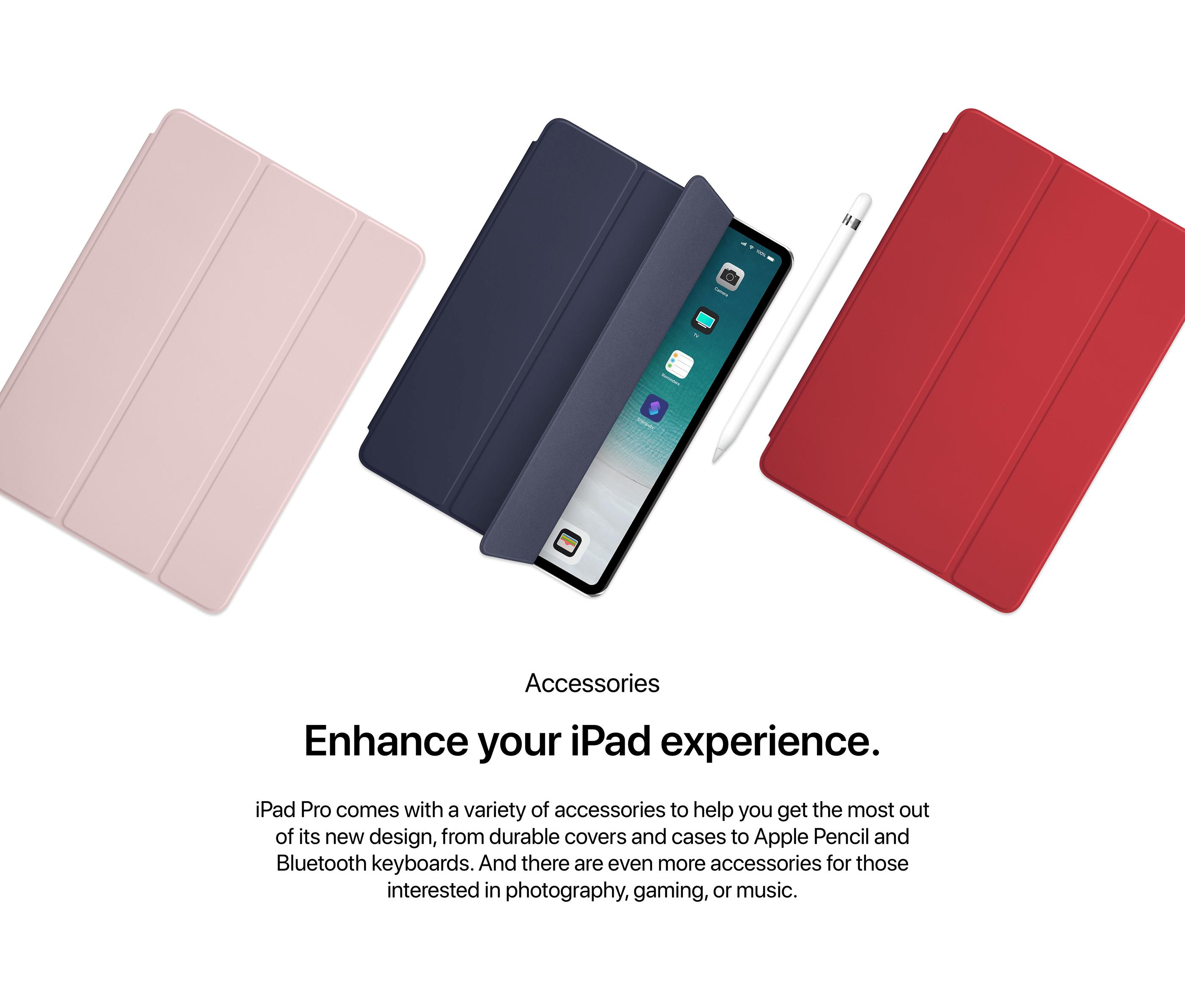 Conceito de iPad Pro