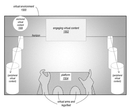 Patente de projeto VR para carros da Apple