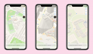 Novos Mapas da Apple