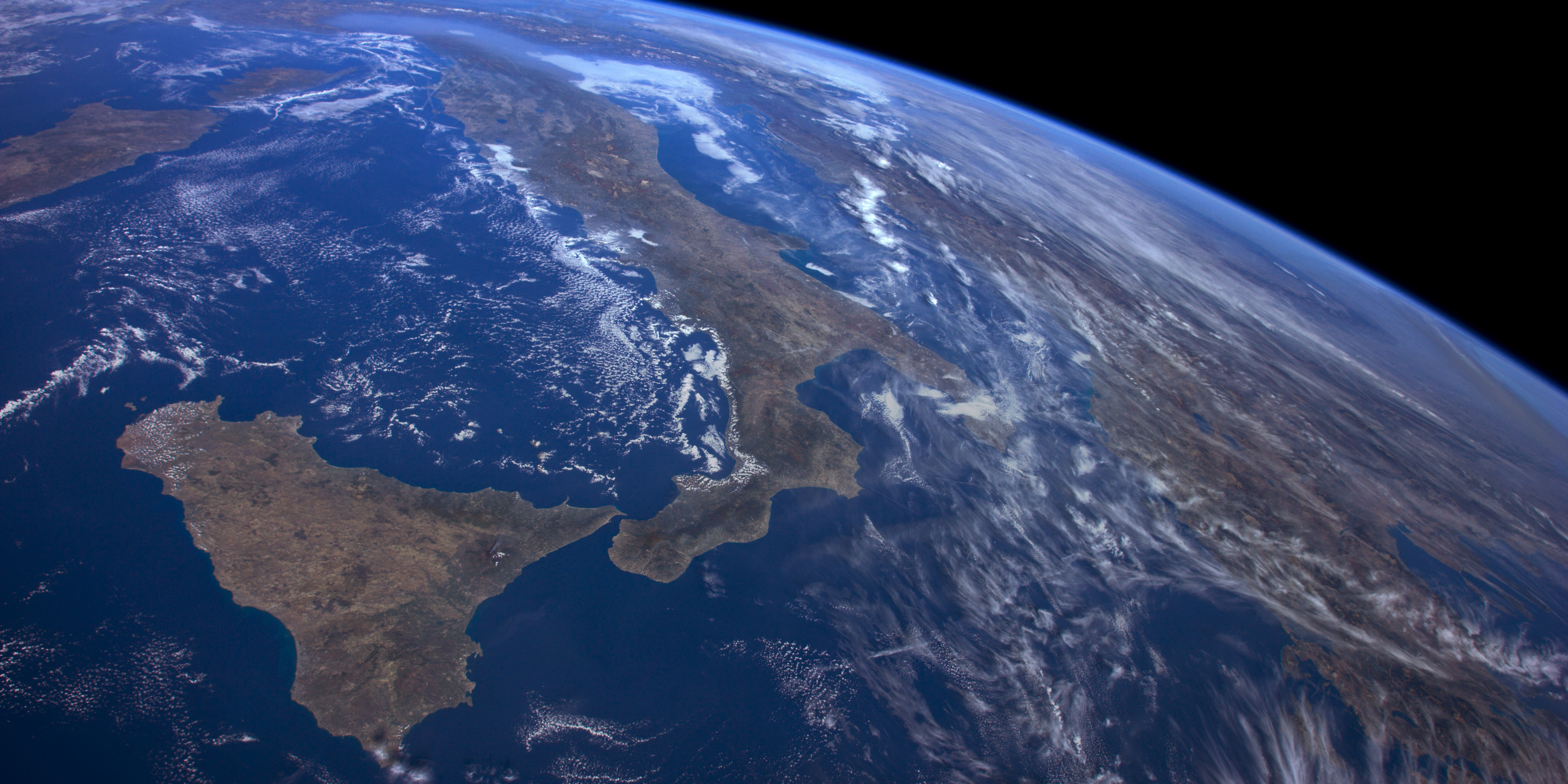 Screensaver da Terra no tvOS 12