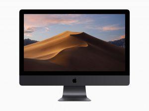 macOS Mojave num iMac Pro