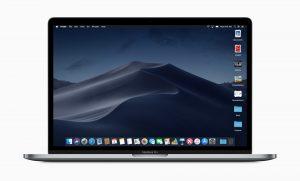 Stacks no Finder do macOS Mojave