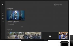 Filmes alugados no YouTube para assistir na Apple TV