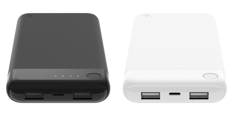 BOOST↑CHARGE™ Power Bank 10K with Lightning Connector