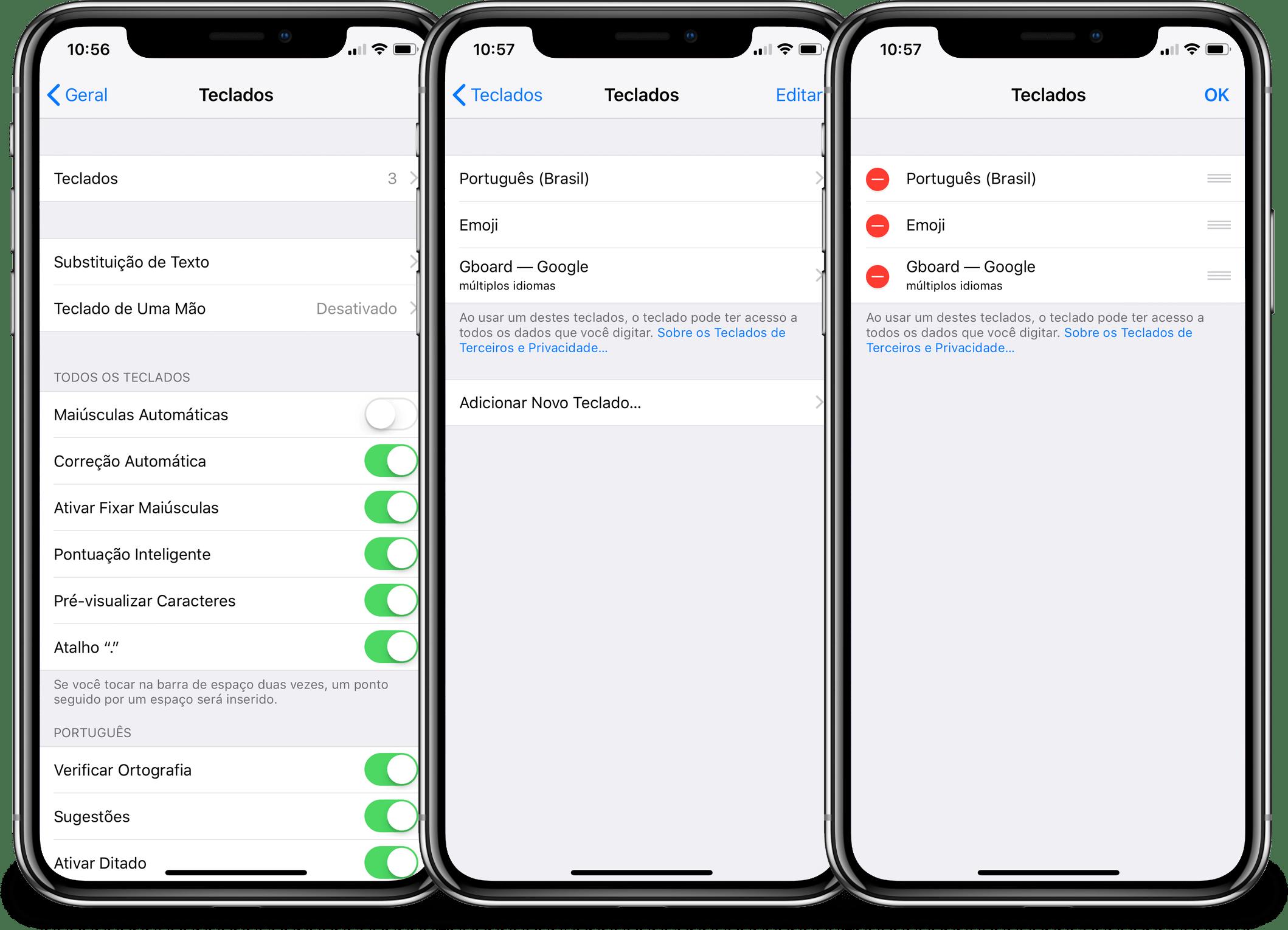Cómo buscar, instalar y administrar teclados de terceros en iOS
