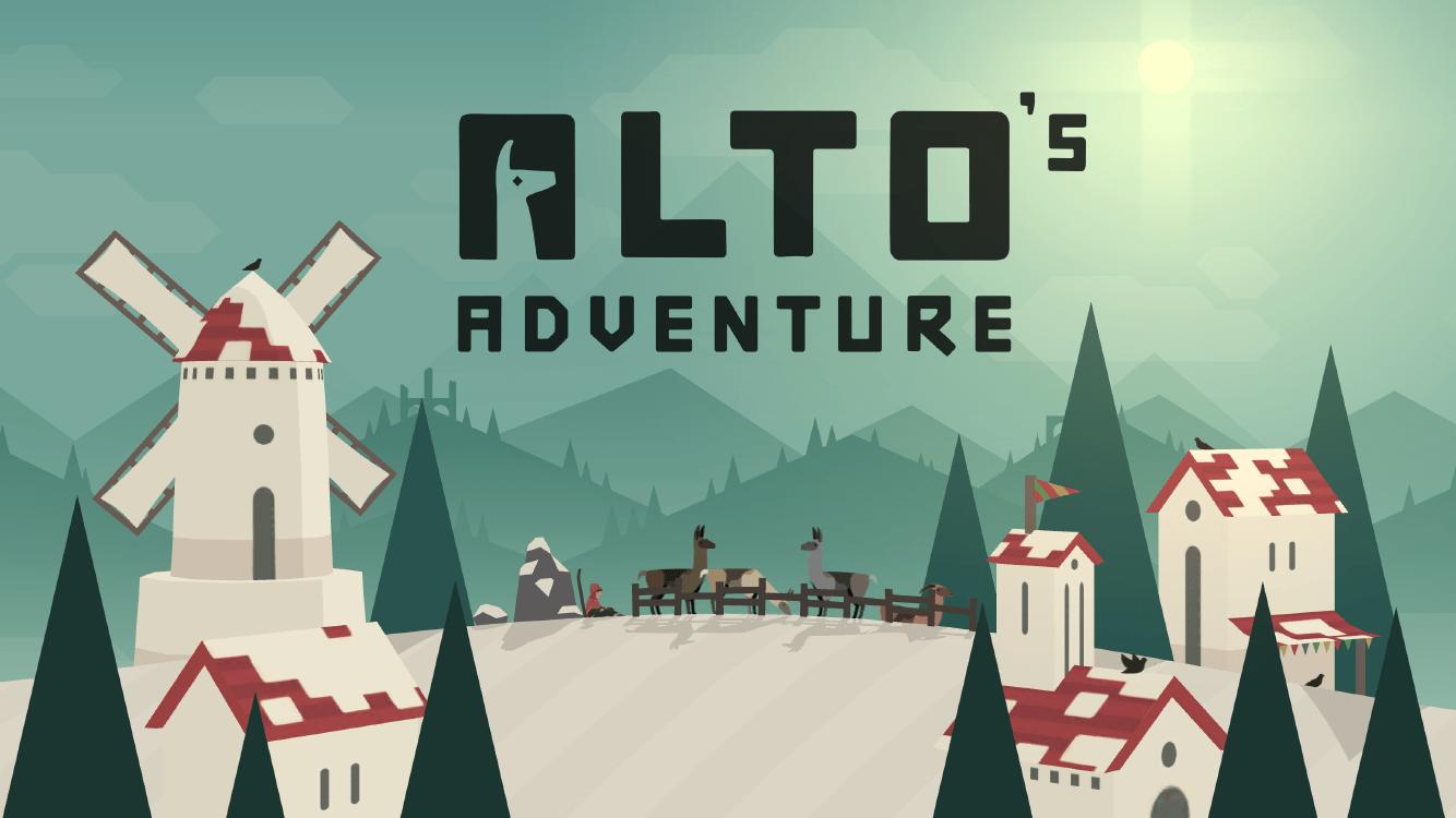 Jogo Alto's Adventure