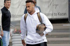 Neymar, da seleção brasileira | AP Photo (Andre Penner)